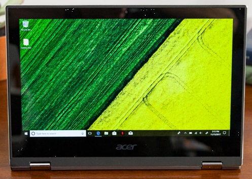 Acer 11in Touch Laptop