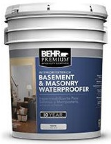 Behr Basement Masonry Waterproofer