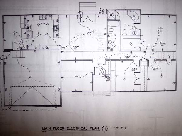 Blueprint example electrical