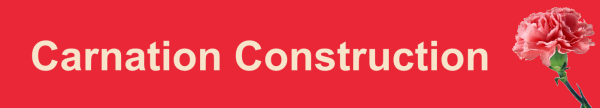 Carnation Construction logo
