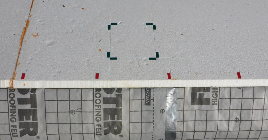 Cube Position Marking Tape