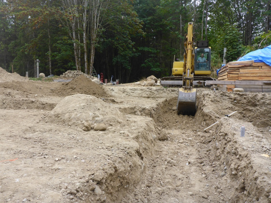 Footing Excavation 306