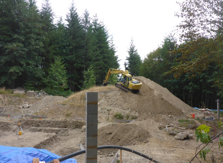 Footing Excavation 307