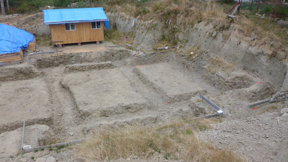 Footing Excavation 312