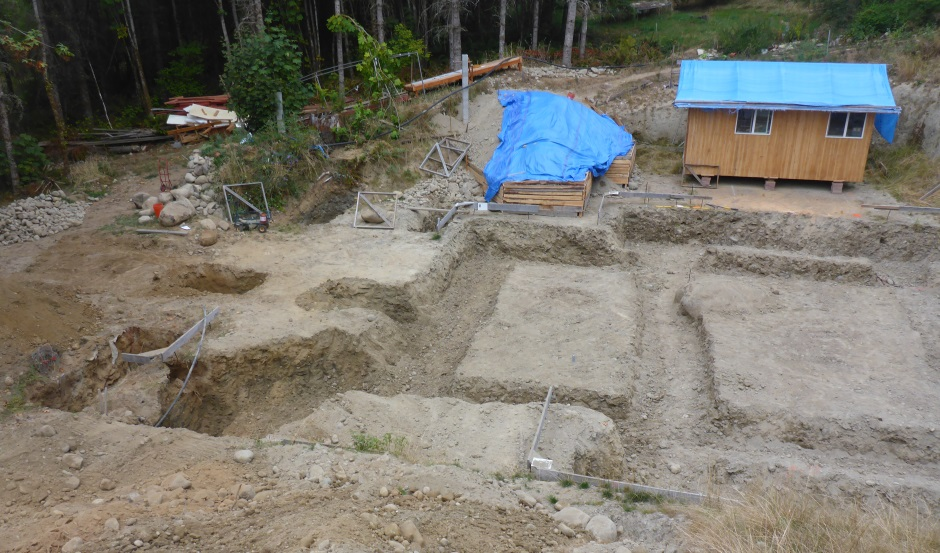Footing Excavation 313