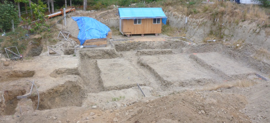 Footing Excavation 314
