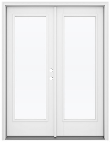 French Outswing Door 5Ft JeldWen