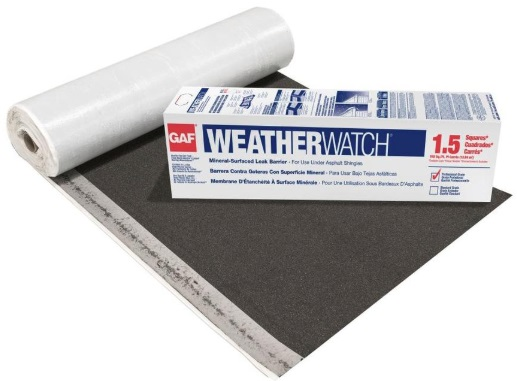 Gaf WeatherWatch Self Adhesive Granulated