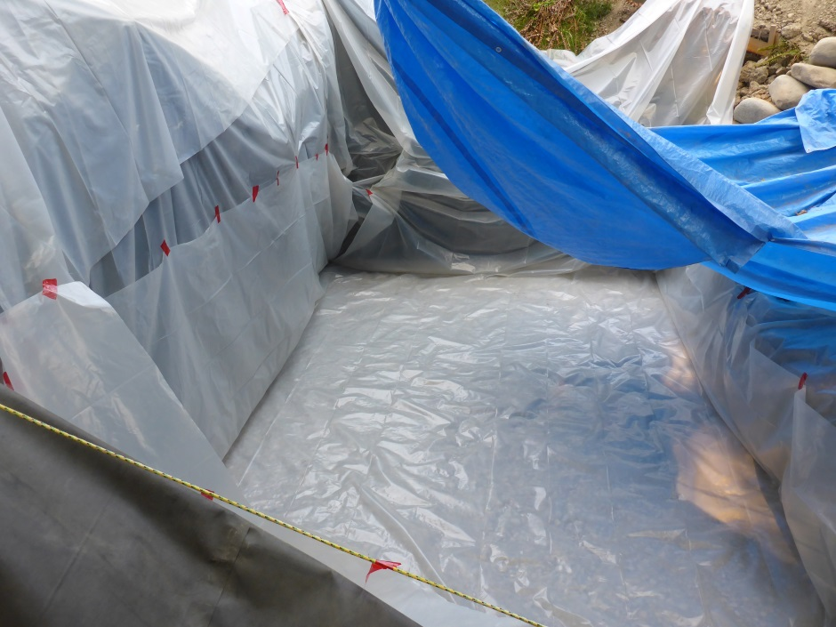 Greenhouse Polyethylene Sheet