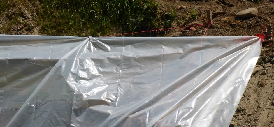 Greenhouse Polyethylene Tied String