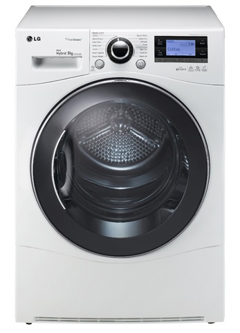 Heat Pump Clothes Dryer LG