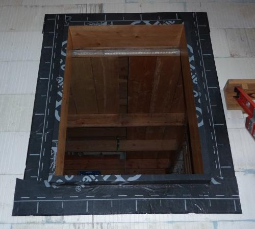 Basement Walls And Ceiling Batons Doors Windows