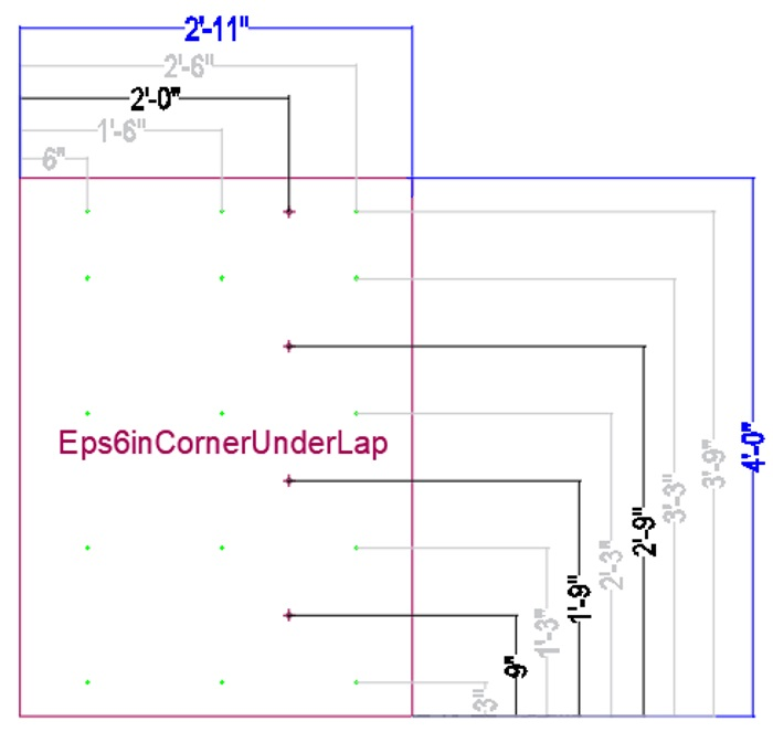 Jig 6in EPS Corner Under-Lap