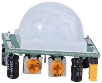 Motion Sensor With Dome