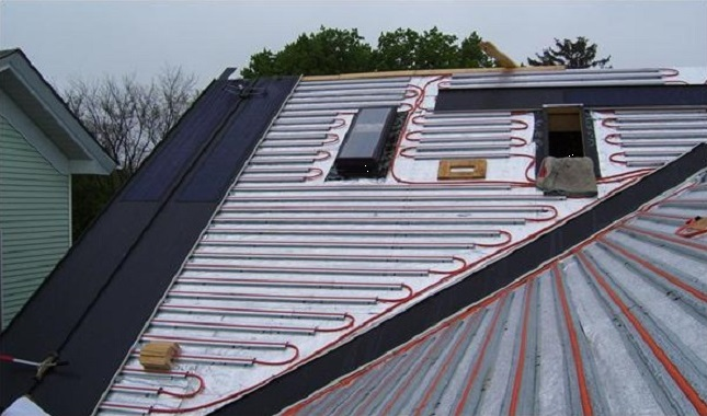 Pv And Water Piping