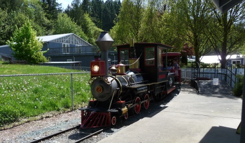 Remlinger steam train