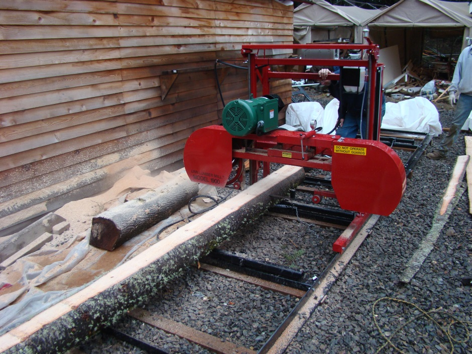 SawMill second cut