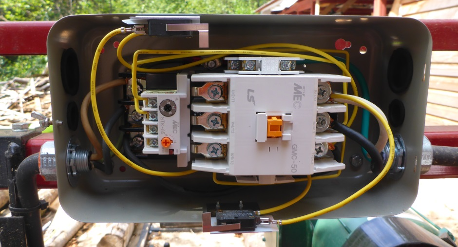 Sawmill Contactor