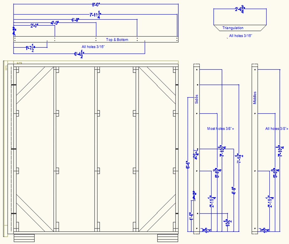 Simple Shed Dimensions
