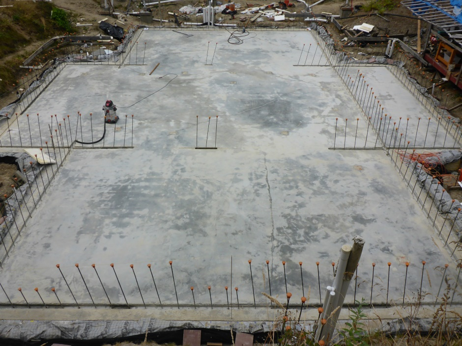 Site Slab No Groove Planks Cleaned