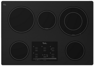 Smooth Surface Cooktop Whirlpool
