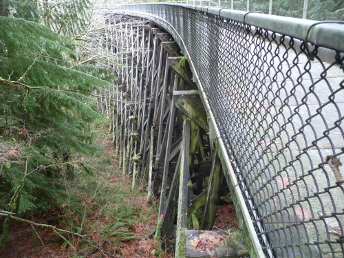 Snoqualmie Trail - Tokul Bridge