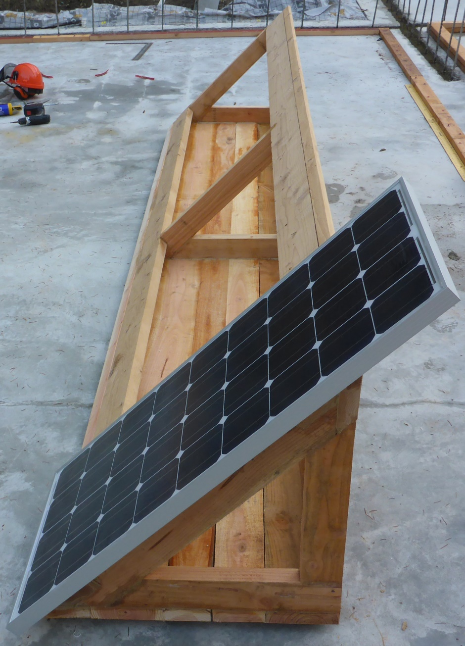 Solar One Panel Offered Up