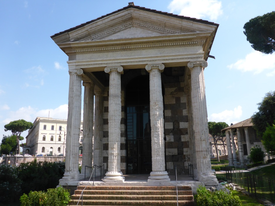 Temple Of Portunus Rome